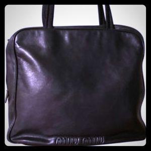 MIU MIU TABLET BAG